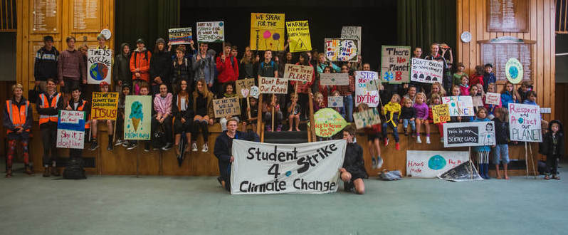 Tasman District Council - declare a climate emergency