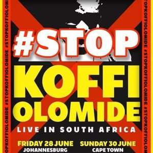 Stop convicted woman abuser Koffi Olomide performance in South Africa