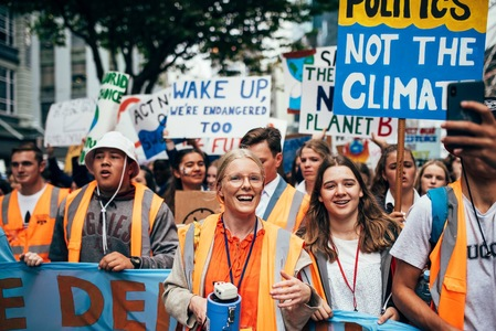 Better climate education for our tamariki