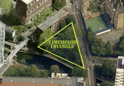 Plan Bee..........Reclaim the Limehouse Triangle for the Community