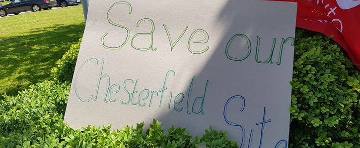 Save DXC Chesterfield