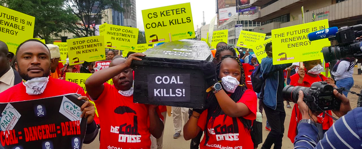 Kenya: Stop COAL. Not in Our Country!