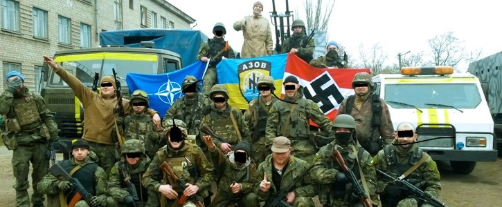 No Weapons to Nazi Regime in Ukraine