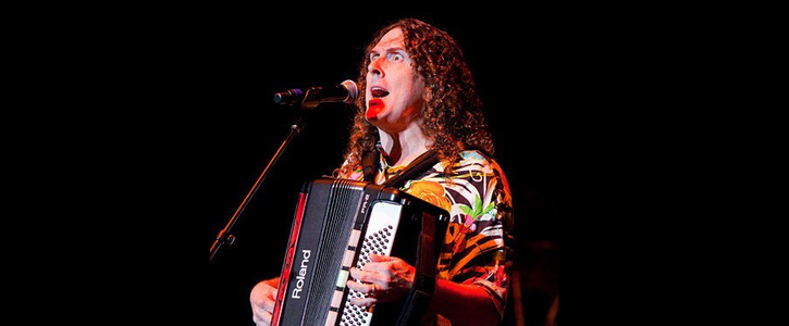 "Weird Al: Please play ""Hardware Store"" in Toronto"