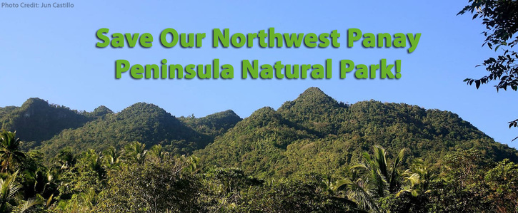 Stop the Inclusion of Northwest Panay Peninsula Natural Park to A Hydropower Project in Malay, Aklan