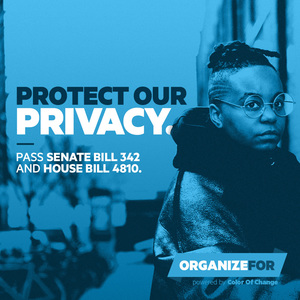 Protect Our Privacy! No More Surveillance for People in Michigan!