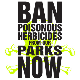 Ban poisonous herbicides from our parks now square