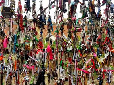 Secure the long-term protection of Crossbones Graveyard