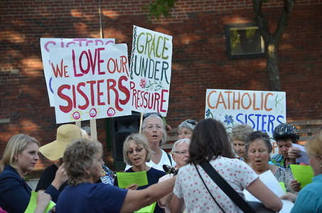 Pope Francis: Support U.S. Nuns & Remove the Unjust Mandate Against LCWR