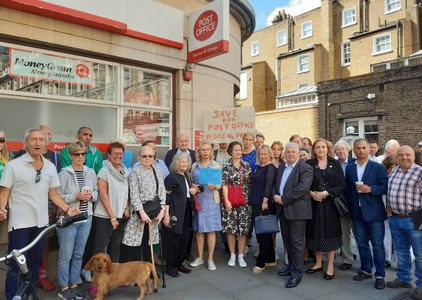 Save our South Kensington Post Office