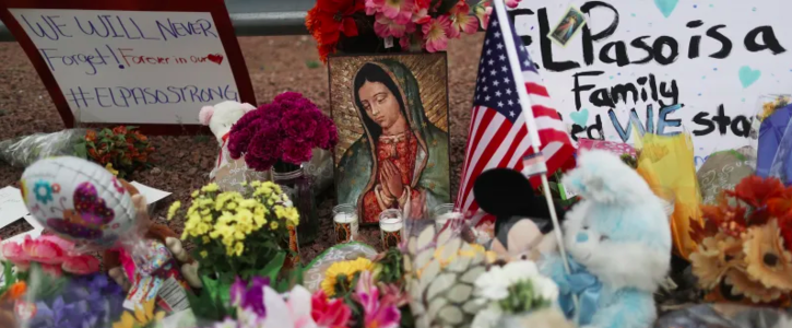 Sign on to the Pastoral Letter on the El Paso Shootings