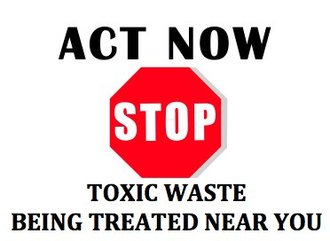 Stop Toxic Waste being dumped at the Lyndhurst Landfill