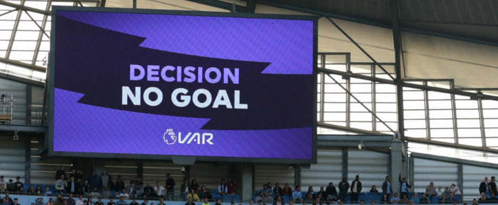 GET VAR REMOVED FROM FOOTBALL