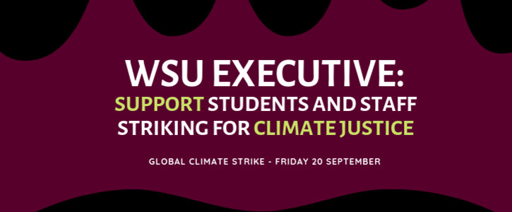 Support the Sept 20 Climate Strike!