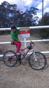 Build Upper Blue Mountains Cycling Trail Now or Unlock the Gate to existing track