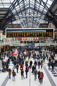 NORTHERN RAIL COMMIT NOW TO PAY STAFF A REAL LIVING WAGE