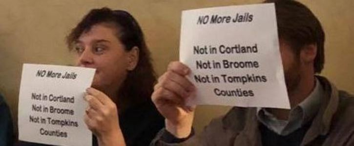 No New Jails in New York State! Stop the NY State Commission of Correction!
