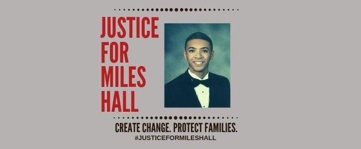 Officers Who Killed Miles Hall Should Not Be On Active Duty During An Investigation