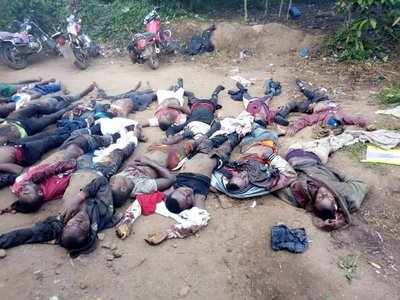 Stop Genocide in the South Cameroons
