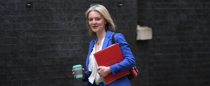 Liz Truss should resign after breaking the law selling weapons to Saudi Arabia (twice)