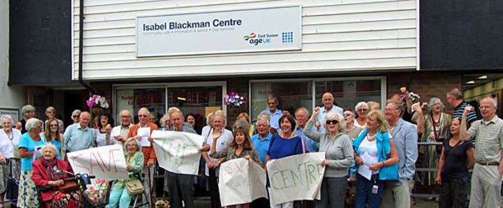 The Future of the Isabel Blackman Centre in Hastings Old Town
