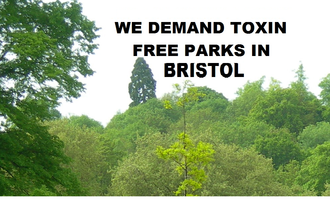 Ban the herbicides spraying in Bristol parks