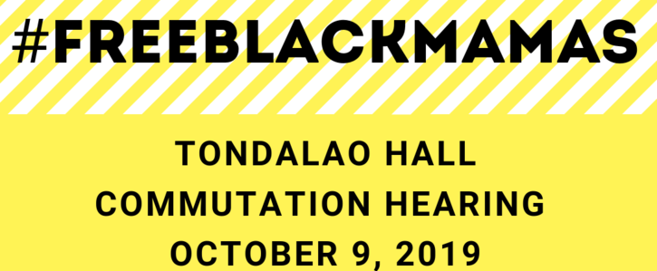 #FreeBlackMamas - Justice for DV Survivor Tondalao Hall