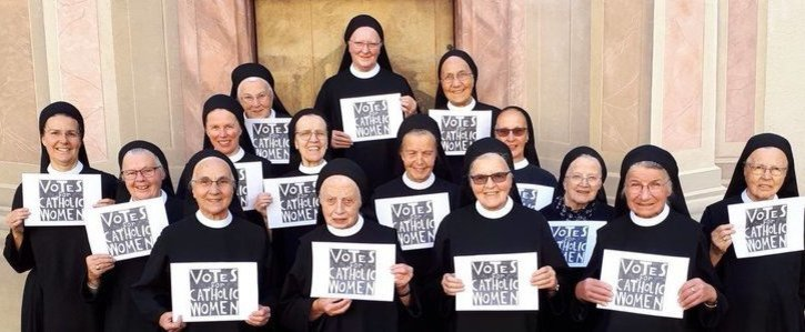 Catholic Women Religious Superiors Should Vote at the Pan-Amazonian Synod