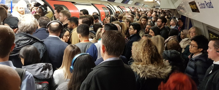 Increase the number of trains on the Northern Line