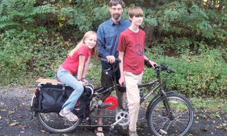 I Challenge Climate Activists to Bike to the 2014 Climate Summit