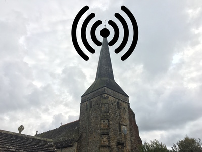 Ban phone masts inside church spires