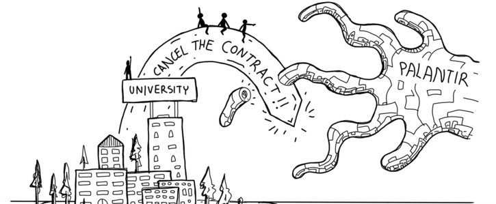 Tell Palantir to Drop its Contracts with Tyrants #NoTechForTyrants: University of Cambridge