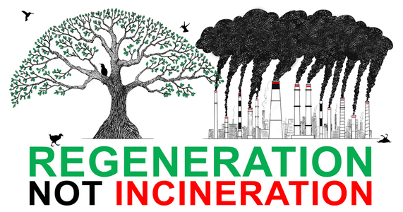 Regeneration not Incineration - for a Zero Waste Aotearoa