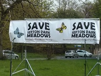 Save Sefton Park Meadows, Liverpool