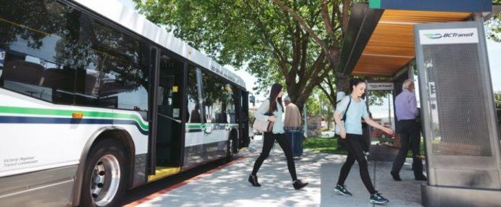 Free Public Transit for Students on the Sunshine Coast