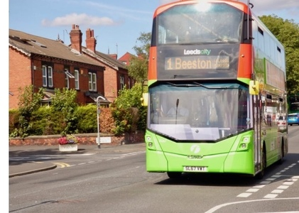 Save the Number 1 Leeds Bus Route