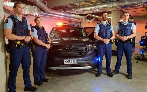 NZ Police keep the peace - say no to 'Armed Response Teams'