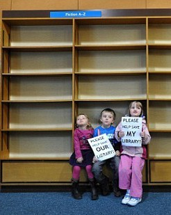 Save Newcastle Libraries