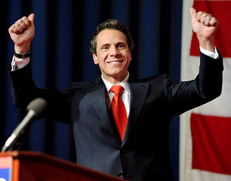 Gov. Cuomo: Get Money out of Politics in NY