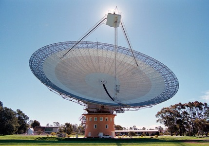 Save the Parkes Radio Telescope from budget cuts!