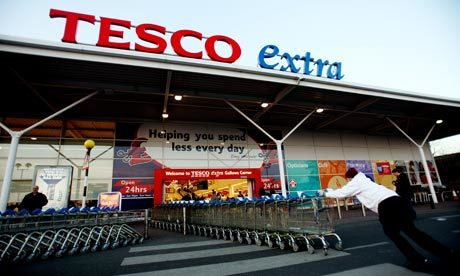 Tesco: pay your workers a wage they can live on | 38 Degrees