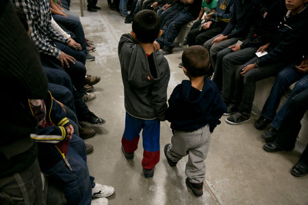 Migrant children require humanitarian response