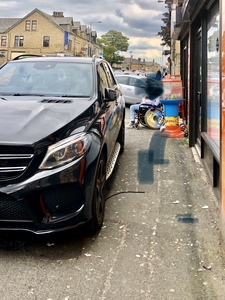 To address dangerous parking