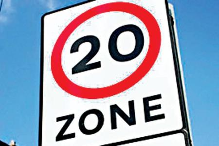 Calling for 20MPH zone for Bromley RTA hotspots -reclaiming our roads from speeding motorists