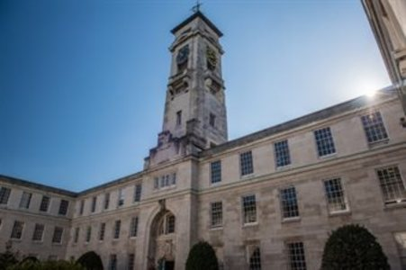 We want the University of Nottingham to commit to going carbon neutral by 2028