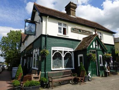 Save The Windmill - Weald's last remaining Pub
