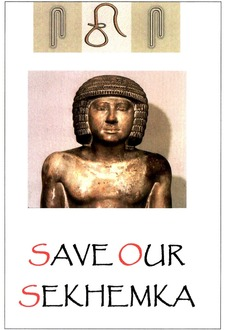 STOP THE SALE OF SEKHEMKA BY NORTHAMPTON COUNCIL
