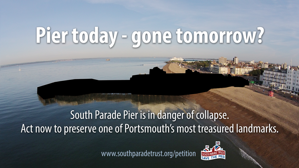 Order repairs to South Parade Pier