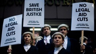 Demand the reversal of the Legal Aid cuts.