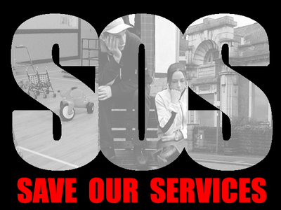 Save Our Services for Children & Young People in Tyneside